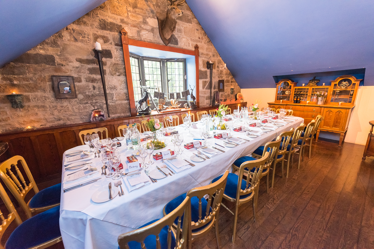 The Private Dining Room can be used in conjunction with The Gallery to  provide a full day for groups of 15 32 guests. ran M r   A Stunningly Unique Wedding Venue in Glasgow