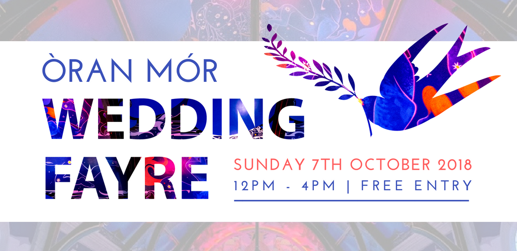 Glasgow Wedding Fayre 2018